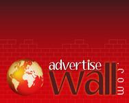 Advertisewall.com Logo - Entry #27
