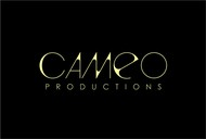 CAMEO PRODUCTIONS Logo - Entry #123