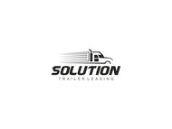 Solution Trailer Leasing Logo - Entry #416