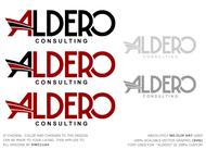 Aldero Consulting Logo - Entry #166