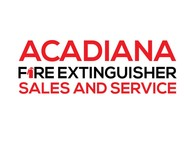 Acadiana Fire Extinguisher Sales and Service Logo - Entry #326
