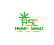 Hemp Seed Connection (HSC) Logo - Entry #74