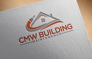 CMW Building Maintenance Logo - Entry #22