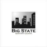 Big State Apartment Locators Logo - Entry #7
