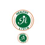 Healthy Livin Logo - Entry #484