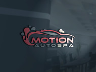 Motion AutoSpa Logo - Entry #170