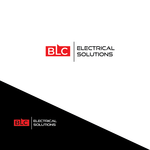BLC Electrical Solutions Logo - Entry #206