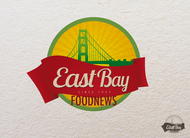 East Bay Foodnews Logo - Entry #45