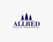 ALLRED WEALTH MANAGEMENT Logo - Entry #879