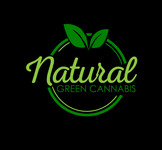 Natural Green Cannabis Logo - Entry #85