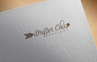 Drifter Chic Boutique Logo - Entry #112
