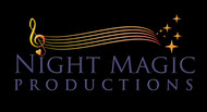 Night Magic Productions Logo - Entry #22