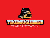 Thoroughbred Transportation Logo - Entry #142
