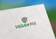 Vegan Fix Logo - Entry #275