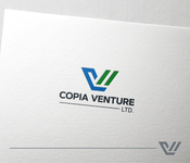 Copia Venture Ltd. Logo - Entry #120