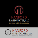 Hanford & Associates, LLC Logo - Entry #306
