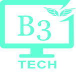 B3 Tech Logo - Entry #120