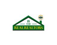 The Real Realtors Logo - Entry #173
