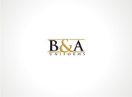 B&A Uniforms Logo - Entry #55