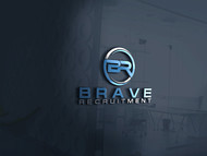 Brave recruitment Logo - Entry #12