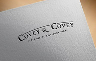 Covey & Covey A Financial Advisory Firm Logo - Entry #140