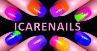 icarenails Logo - Entry #93