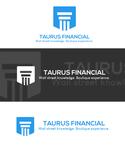 "Taurus Financial (or just ""Taurus"") Logo - Entry #510"