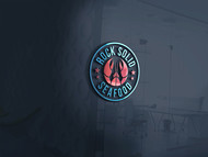 Rock Solid Seafood Logo - Entry #47