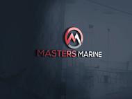 Masters Marine Logo - Entry #277