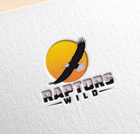 Raptors Wild Logo - Entry #228