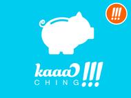 KaaaChing! Logo - Entry #184