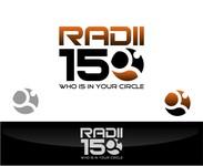 Radii 150 Logo - Entry #140