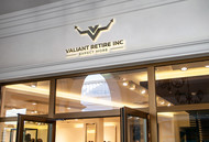 Valiant Retire Inc. Logo - Entry #409
