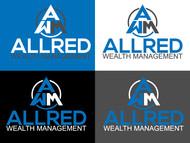 ALLRED WEALTH MANAGEMENT Logo - Entry #451