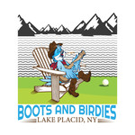 Boots and Birdies Logo - Entry #31