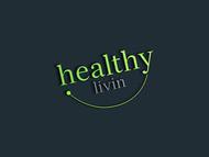 Healthy Livin Logo - Entry #666