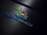 Tuzzins Beach Logo - Entry #80