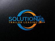 Solution Trailer Leasing Logo - Entry #68