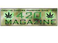 420 Magazine Logo Contest - Entry #38