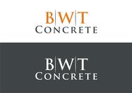 BWT Concrete Logo - Entry #82