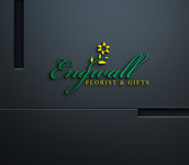 Engwall Florist & Gifts Logo - Entry #173