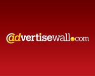 Advertisewall.com Logo - Entry #1