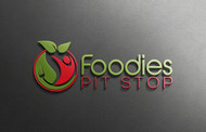 Foodies Pit Stop Logo - Entry #80