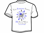 The Forever Family 5K Logo - Entry #31