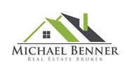 Michael Benner, Real Estate Broker Logo - Entry #71