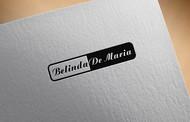 Belinda De Maria Logo - Entry #69