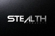 Stealth Projects Logo - Entry #97