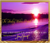 The Healing Waters Project Logo - Entry #52