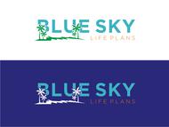 Blue Sky Life Plans Logo - Entry #22