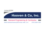 Hooven & Co, Inc. Logo - Entry #56